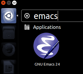Unity Emacs search image